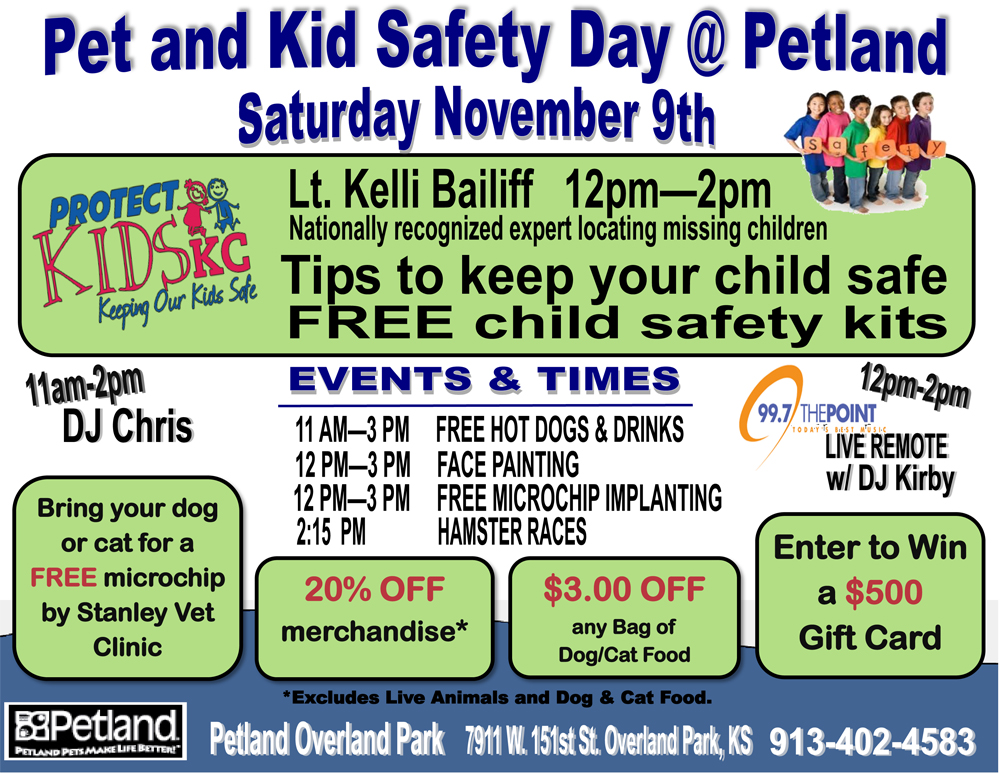 Protect Kids KC Events